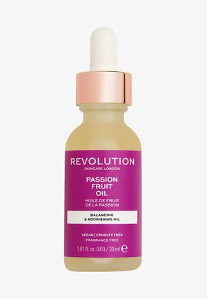 PASSION FRUIT OIL - Face oil - -