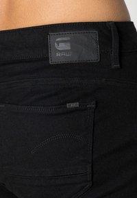 G-Star - ARC 3D MID SKINNY  - Jeans Skinny Fit - pitch black - 4
