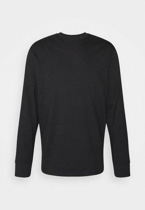 ONSTOMO LIFE TEE - Long sleeved top - black