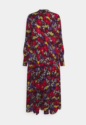 YASROMY LONG SHIRT DRESS - Day dress - multi-coloured