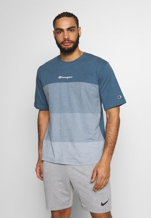 ROCHESTER ECO SOUL - T-shirt con stampa - light blue