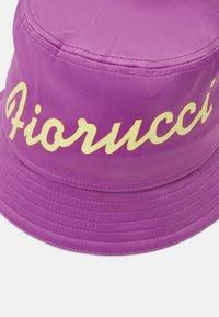 Fiorucci - BUCKET HAT UNISEX - Hat - purple - 3