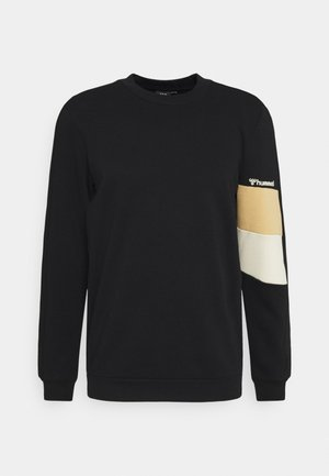 HMLAIDAN - Sweater - black