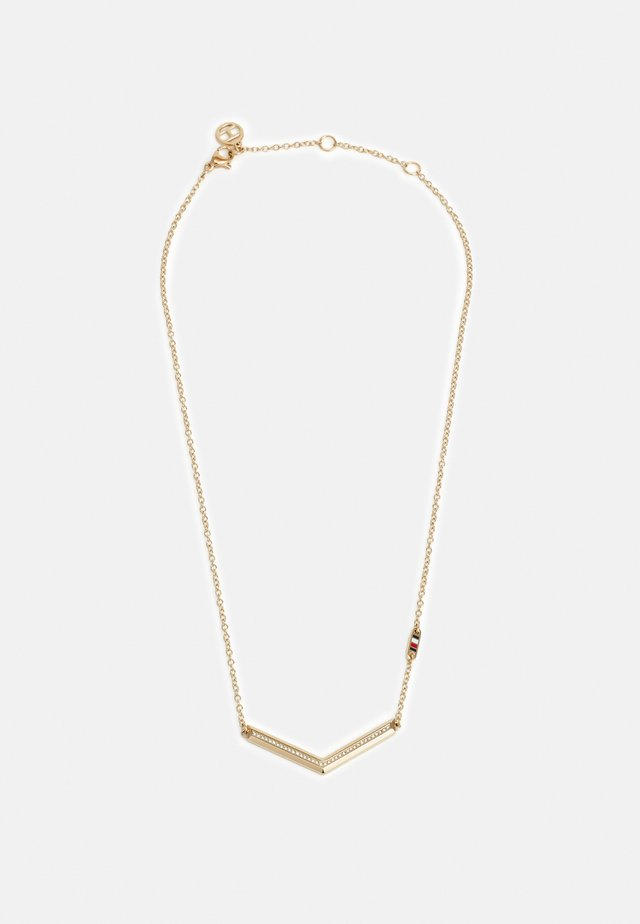 DRESSED UP - Necklace - gold-coloured