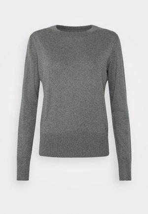 TAYLOR - Jumper - dark grey melange