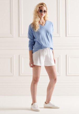 Strickpullover - bel air blue