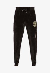 Glorious Gangsta - KONGO JOGGERS - Pantalon de survêtement - black - 3