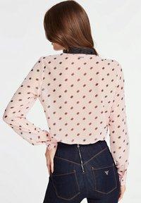 Guess - LESLIE - Button-down blouse - rose - 2