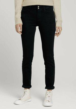 SKINNY - Jeans slim fit - black black denim