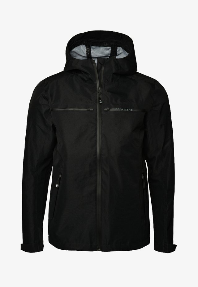 WAYPOINT - Giacca outdoor - black