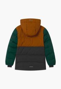 Icepeak - LOUDON UNISEX - Snowboardová bunda - cognac - 1