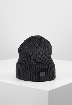 LEAF HAT UNISEX - Beanie - dark grey