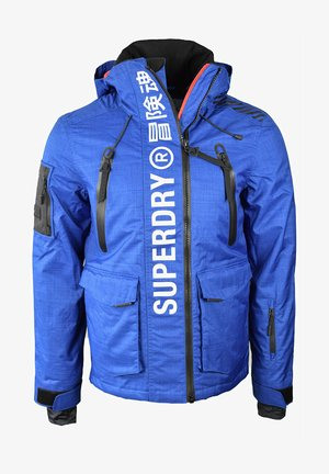 Snowboardjacka - mazarine blue