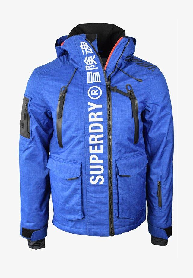 Snowboard jacket - mazarine blue