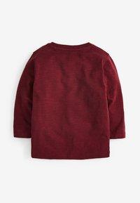 Next - Long sleeved top - dark red - 1