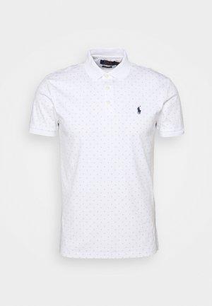 INTERLOCK - Polo shirt - white