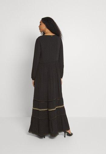 AMEERA DRESS - Vestido largo - black
