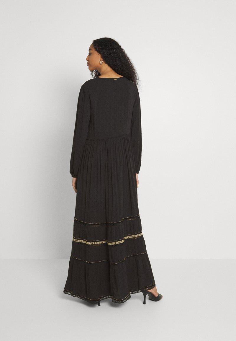 Superdry - AMEERA DRESS - Maxi dress - black