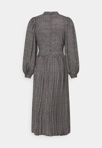 ONLY - ONLMETT MIDI DRESS - Maxi šaty - black - 2