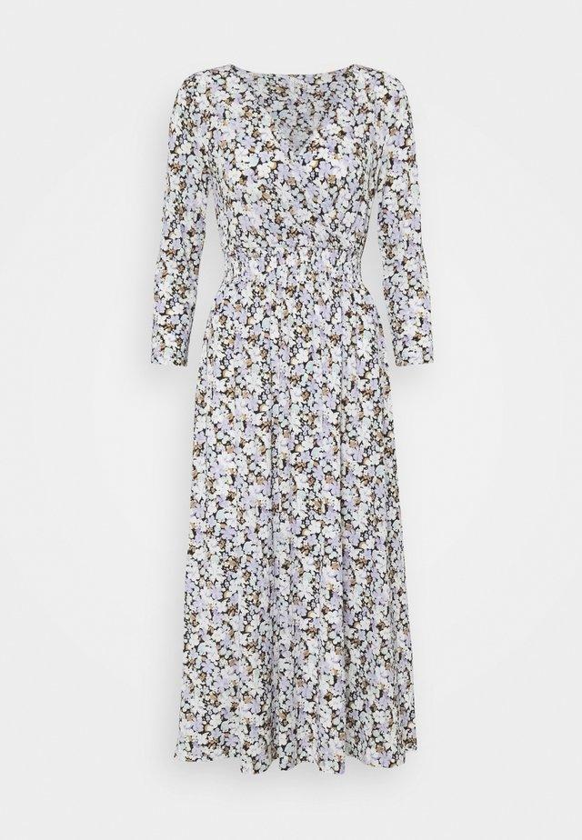 ONLPELLA DRESS - Korte jurk - black/pastel
