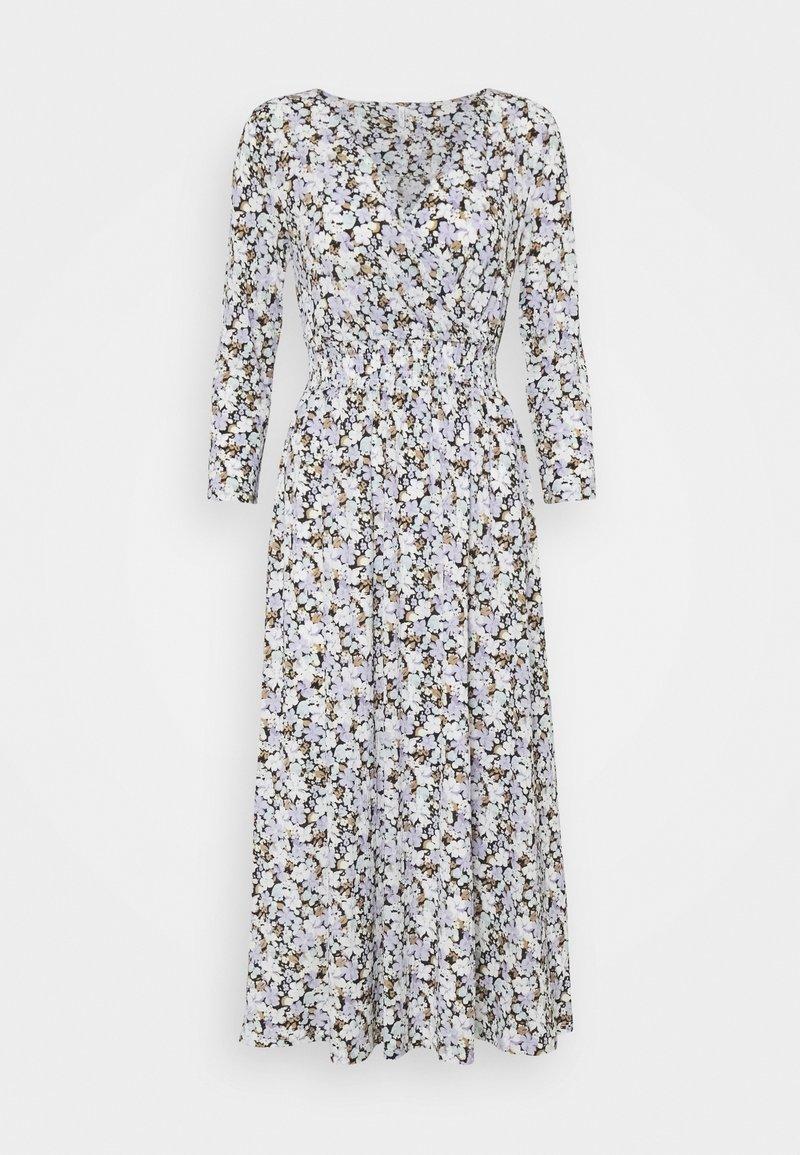ONLY - ONLPELLA DRESS - Kjole - black/pastel