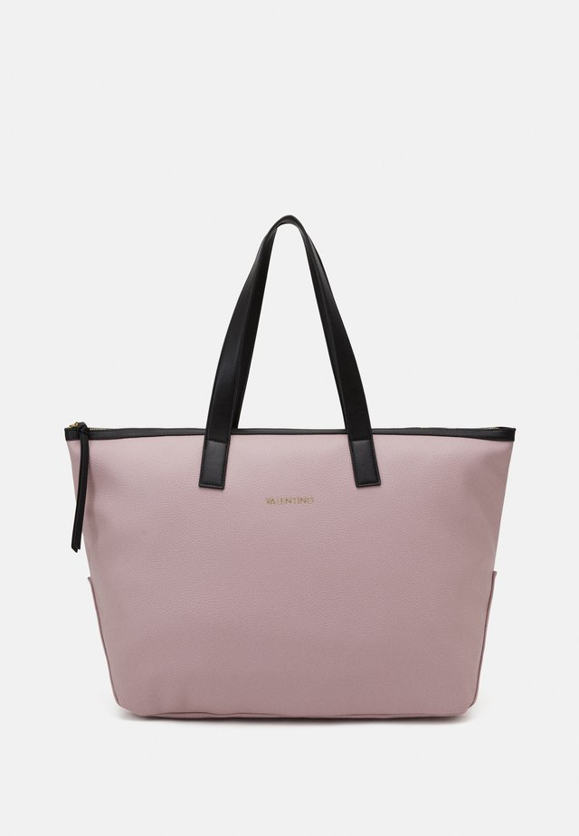 MARIEN - Shopping bag - rosa antico