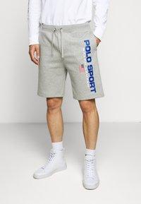 Polo Ralph Lauren - Pantalon de survêtement - andover heather - 0