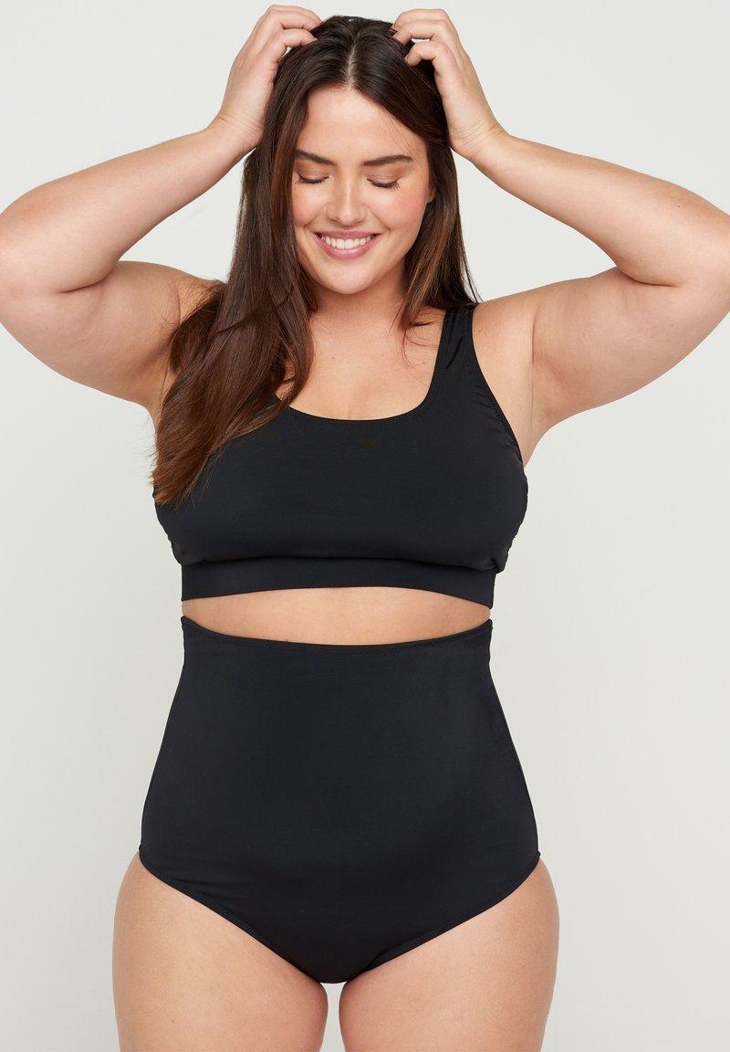 Zizzi - Bikini top - black