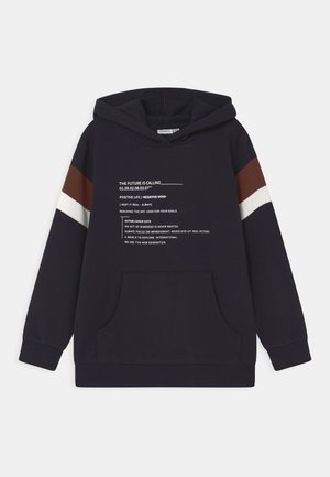 NKMDAZZAD  - Sweatshirt - dark navy