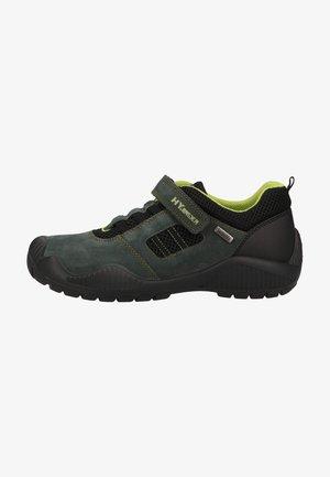Sznurowane obuwie sportowe - olivegrün