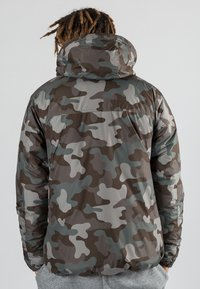 K1X - URBAN - Winter jacket - woodland camo - 2