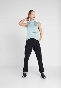 adidas Performance - TERREX LITEFLEX  - Pantalon classique - black - 1