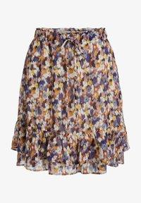 SET - A-line skirt - rose violett - 5