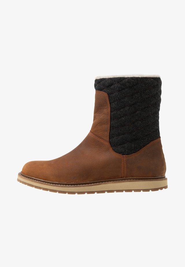 SERAPHINA - Winter boots - barley/coffe bean/ango