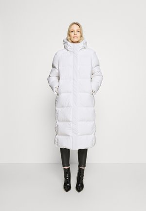 ADIVA JACKET - Dunkåpe / -frakk - true white