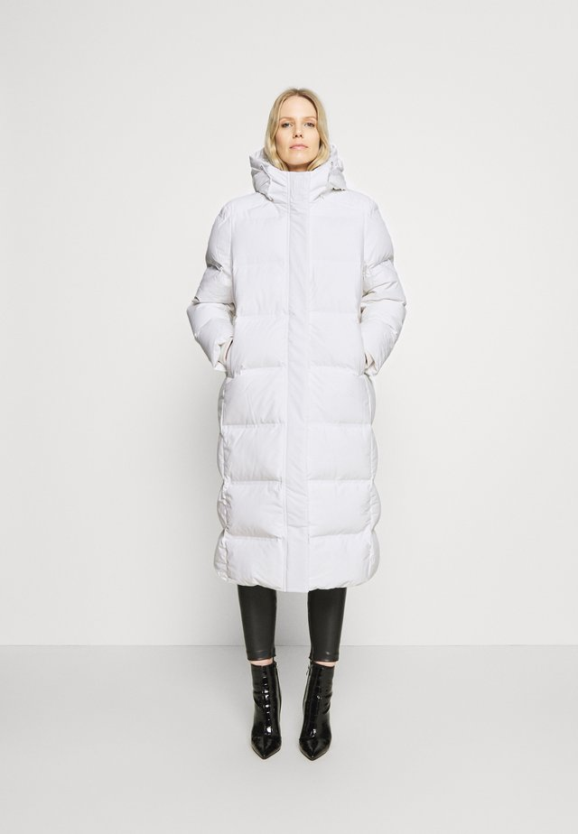 ADIVA JACKET - Down coat - true white