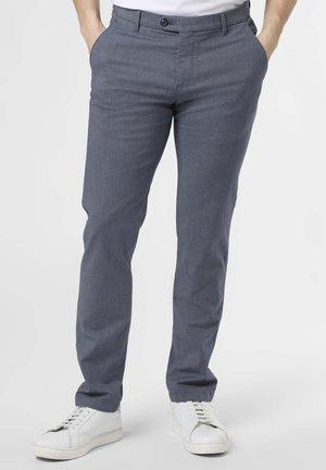 Trousers - indigo