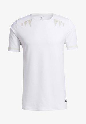 HEAT.RDY PRIME T-SHIRT - T-shirt imprimé - white