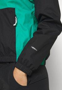 The North Face - FARSIDE JACKET - Hardshell jacket - jaiden green - 5