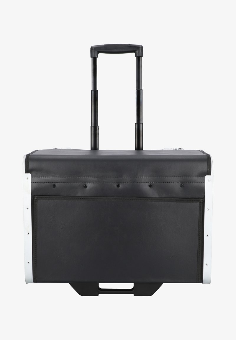 Alassio - Wheeled suitcase - black