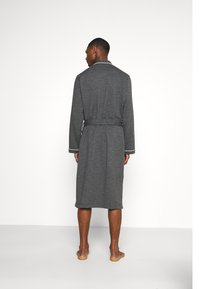 Polo Ralph Lauren - LOOP BACK - Dressing gown - charcoal heather - 2