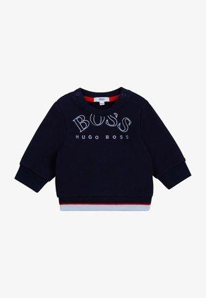 Sweater - bleu cargo
