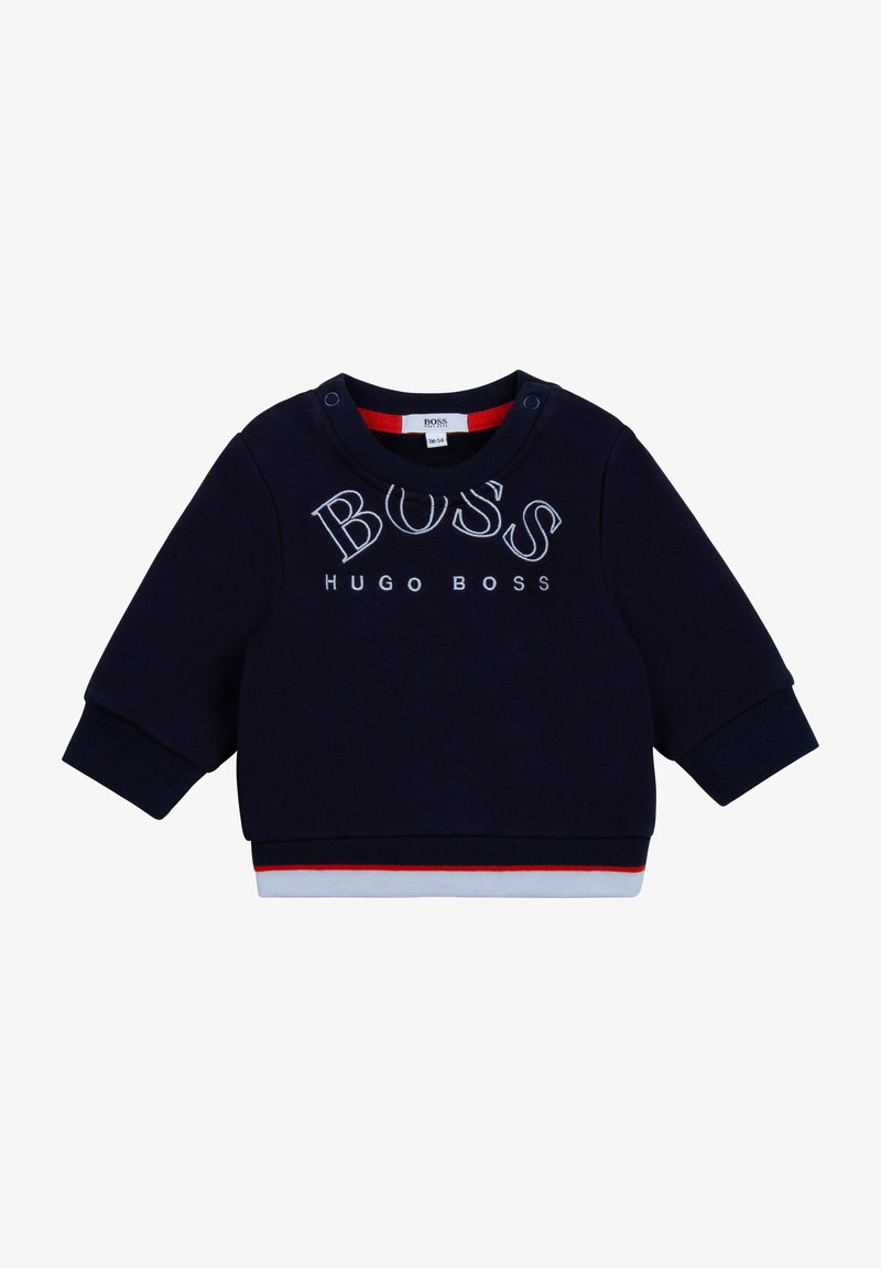BOSS Kidswear - Sweater - bleu cargo