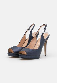 Lulipa London - DALLAS - Spuntate alte - dark navy - 2