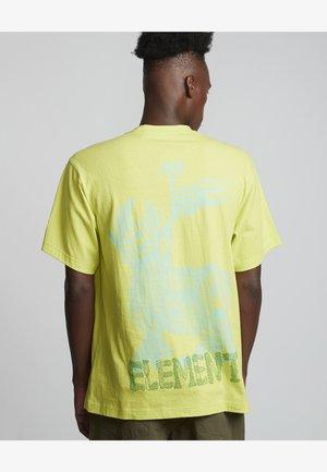 Print T-shirt - sulphur spring