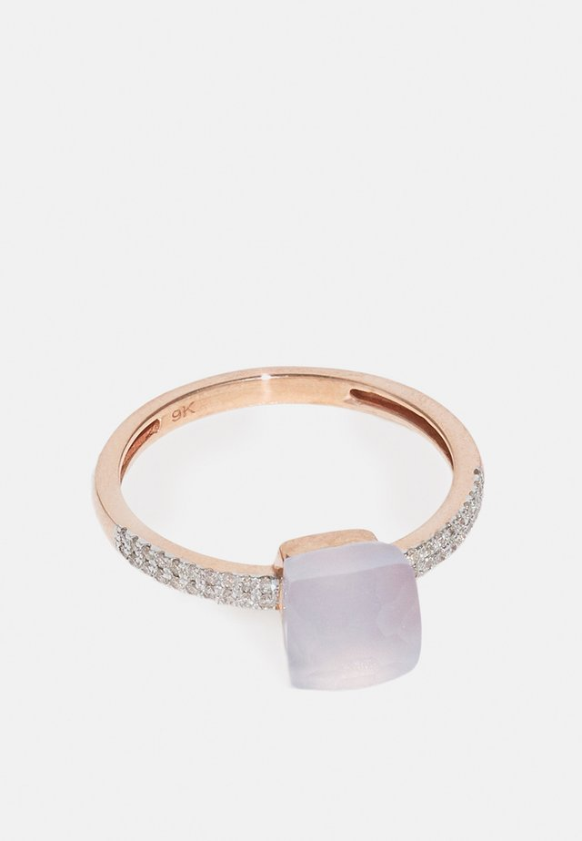 NATURAL DIAMOND  CARAT DIAMOND KT DIAMOND JEWELLERY GIFTS FOR WOMENS - Bague - rose