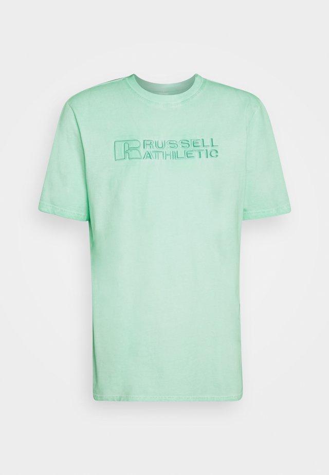 NELSON - T-shirt print - lichen