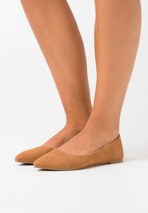 PRIMO POINT - Ballet pumps - tan