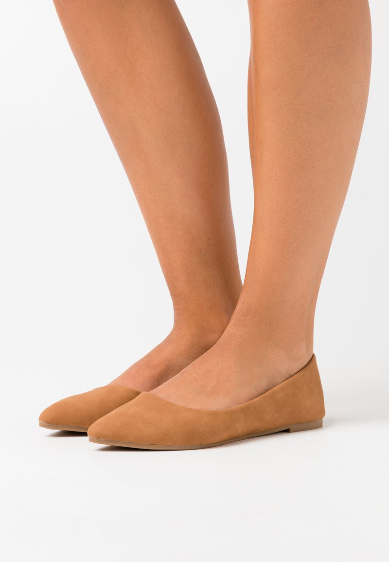 Rubi Shoes by Cotton On - PRIMO POINT - Ballet pumps - tan