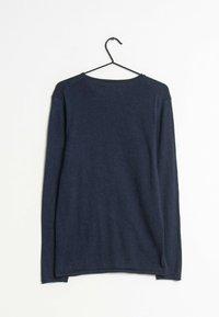 TOM TAILOR DENIM - Pullover - blue - 1